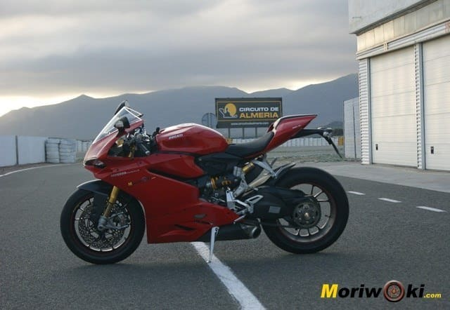Panigale 1299sola dos