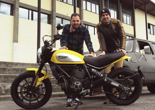 Tres prestigiosos preparadores españoles ya trabajan sobre la Ducati Scrambler