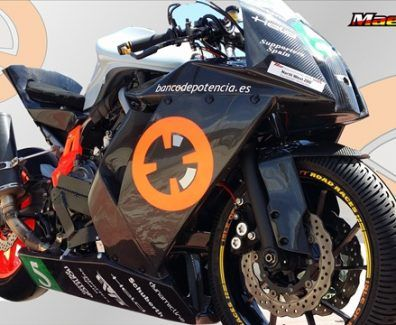 A Maeso NW 200 2016 moto