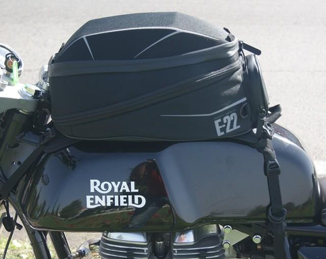 Bolsa shad E-22 lado izquierdo