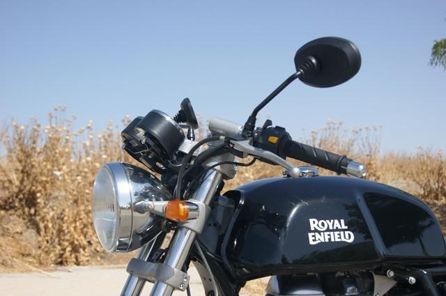 Royal Enfield continental GT faro