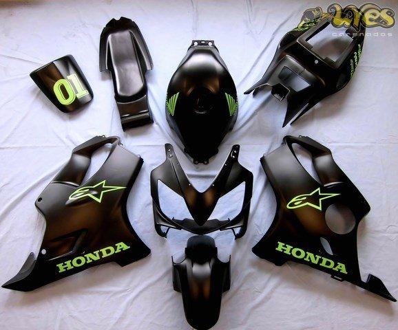Carenados Uves Honda CBR 600F