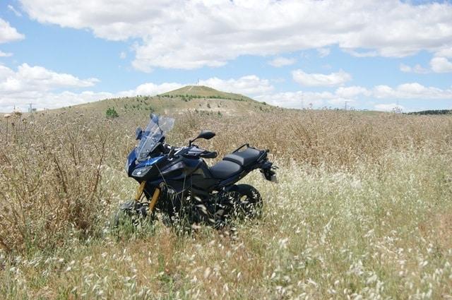 Yamaha MT 09 Tracer 2016: Superventas Trail