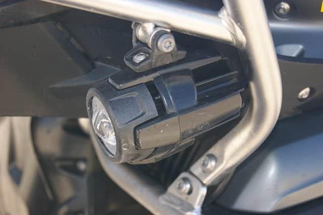 BMW R 1200 GS Adventure Detalle antiniebla