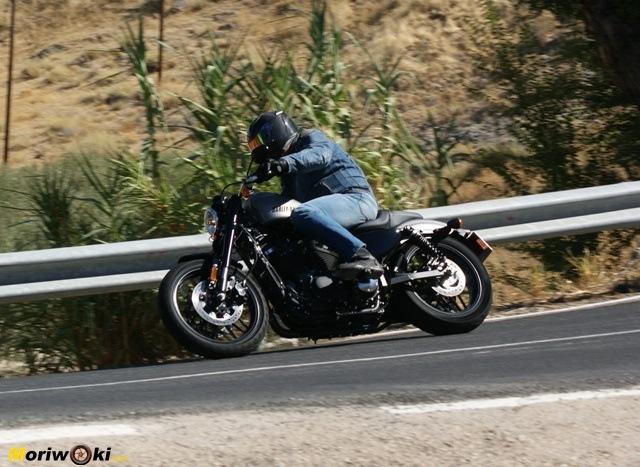 Harley Davidson sportster roadster conclusión