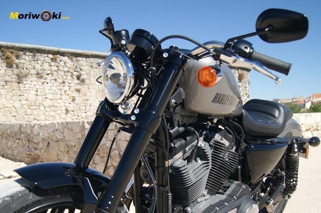 Harley Davidson Sportster 1200 Roadster cerca