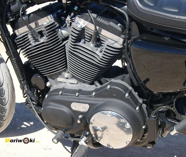 Harley Davidson sportster roadster palanca de cambio
