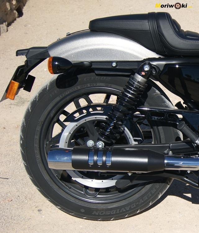 Harley Davidson sportster roadster amortiguadores