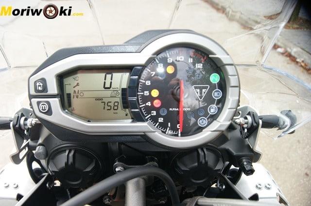 Triumph Tiger 800 XRT Reloj