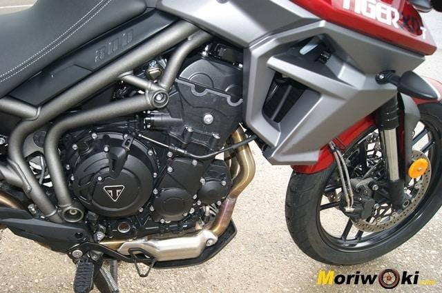 Triumph Tiger 800 XRT motor