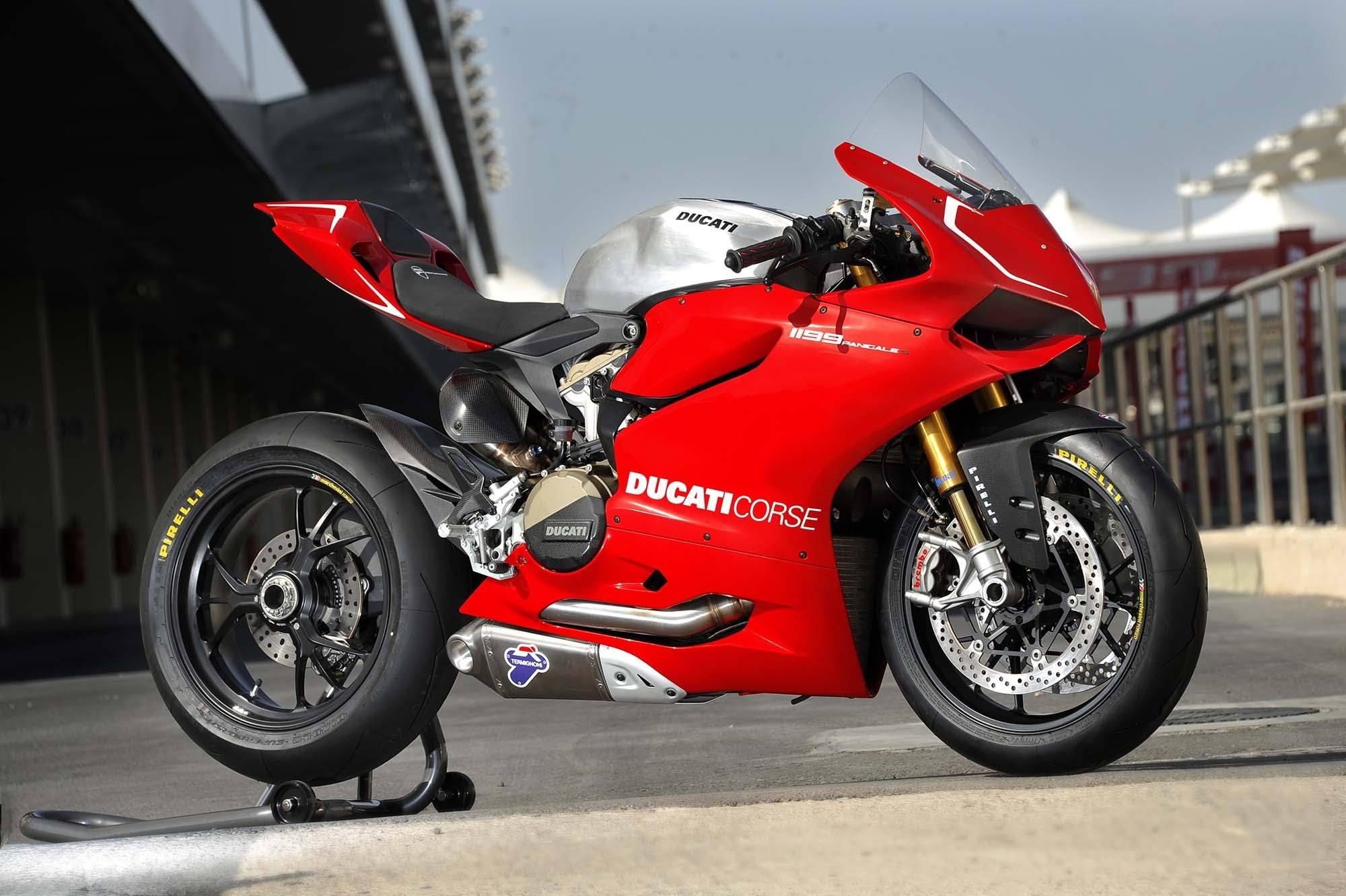 Nuevas Ducatis en venta (proximamente)