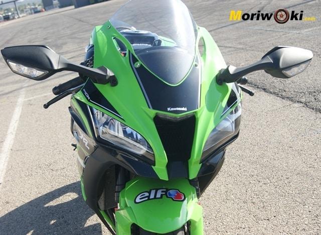 Kawasaki ZX10 Fronta