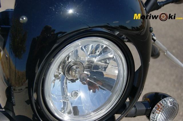 Yamaha XV 950 60 Aniversario faro solo