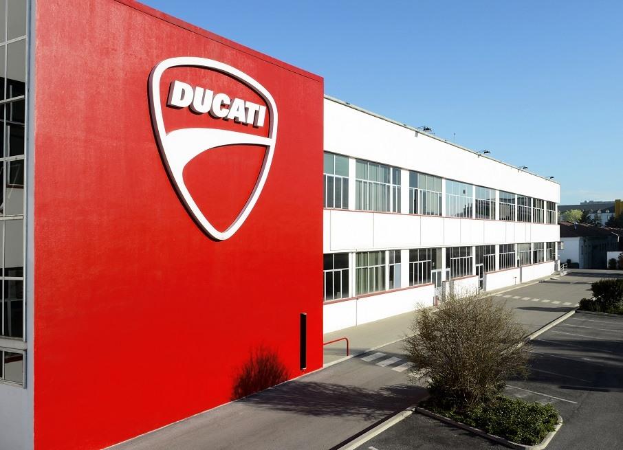 Ducati: Cierre de 2016 con aumento de ventas
