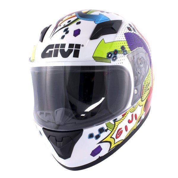 GIVI Navidad casco junior 4