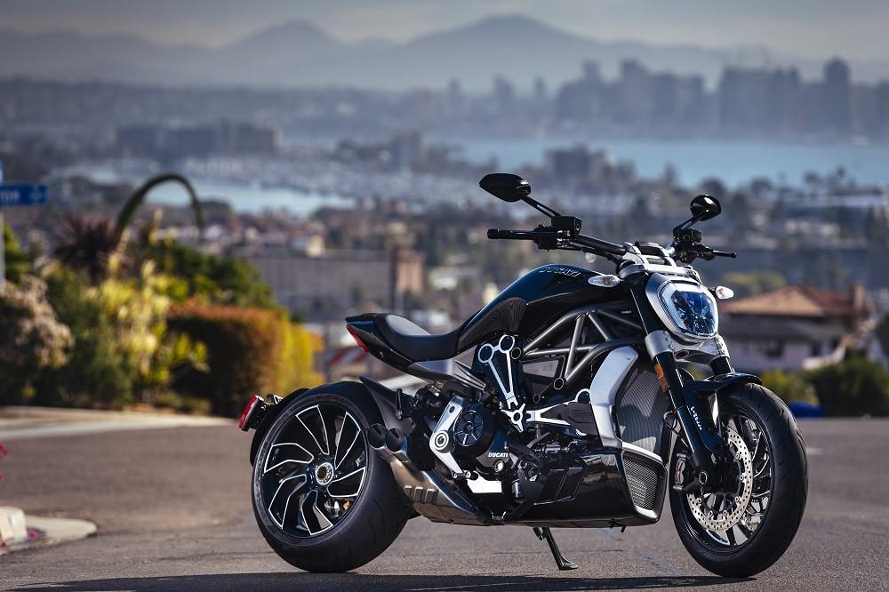 Ducati aumenta sus ventas en 2016 XDiavelS