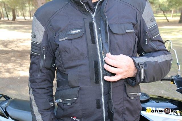 Halvarsson Prima Prince chaqueta muestra