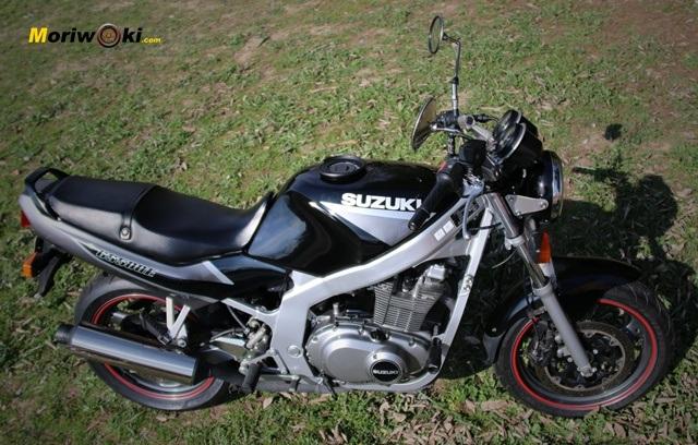 La Ilusión de la moto nueva