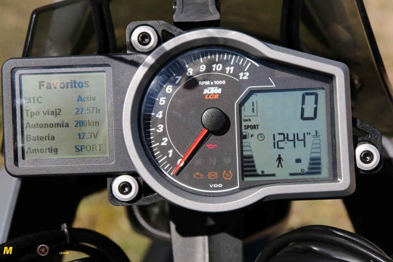KTM Super Duke 1290 GT Cuadro