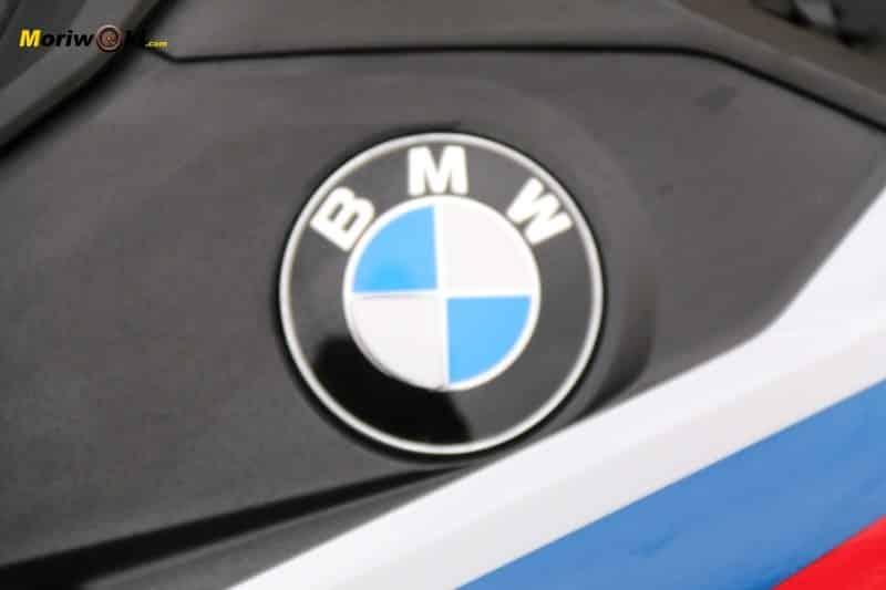 BMW S1000R logo