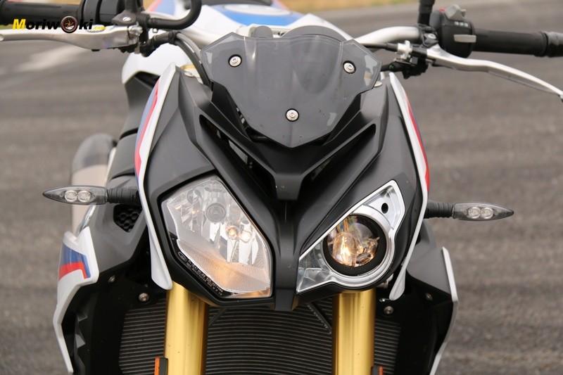 BMW S1000R faros