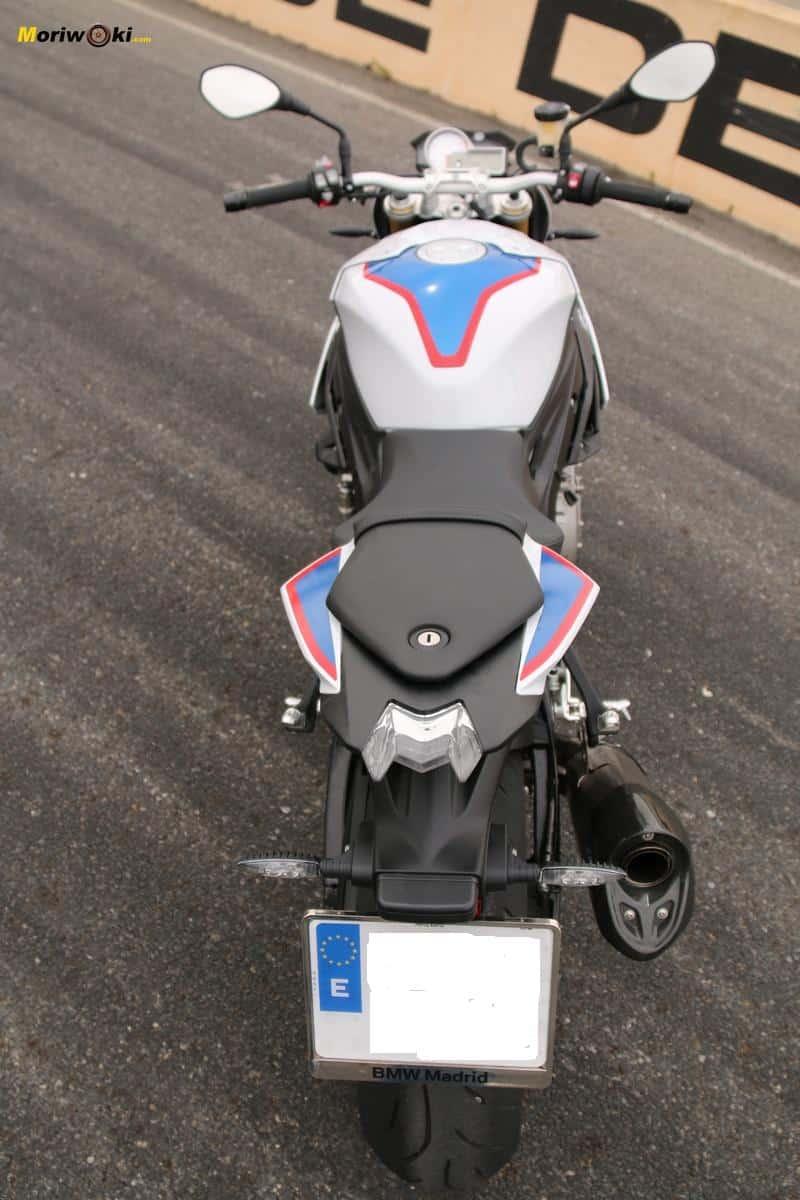 BMW S1000R sin m