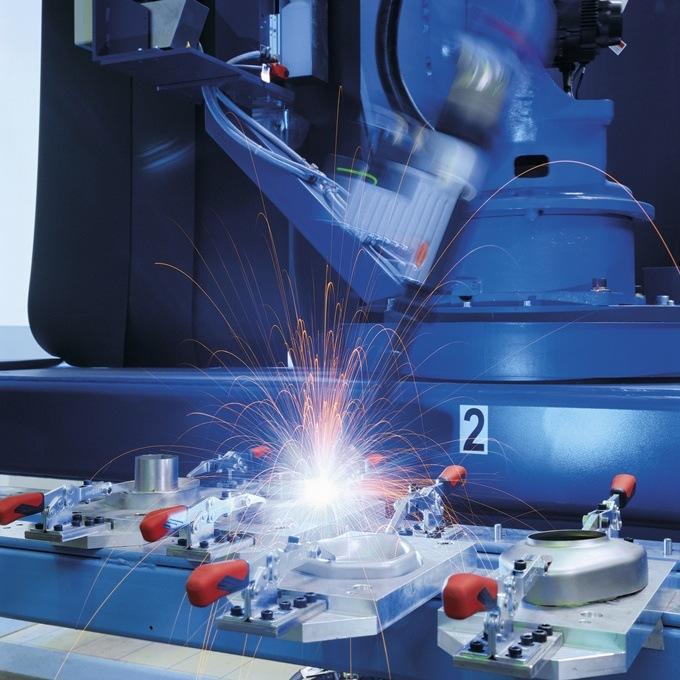 Akrapovic Responde Welding robot (2)
