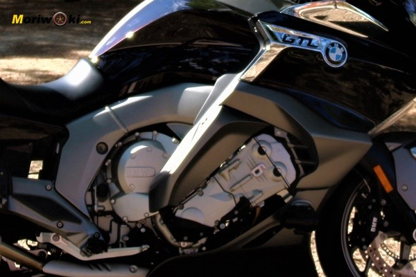 BMW K1600GTL Prueba a Fondo Recorte