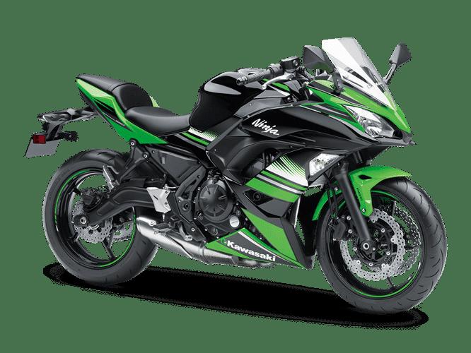 Kawasaki Z650-Ninja 650 tourer