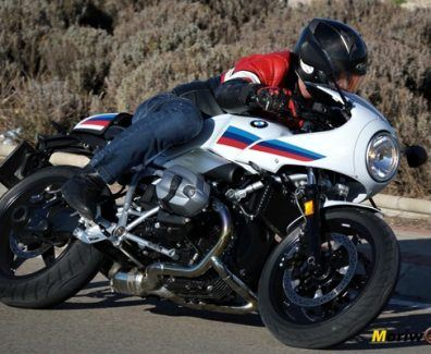 BMW R nine T Racer  IMG_9035