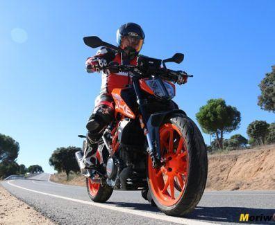KTM 390 Duke Prueba a fondo  IMG_7133