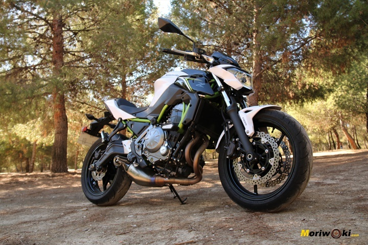 Kawasaki Z650-Ninja 650 10001
