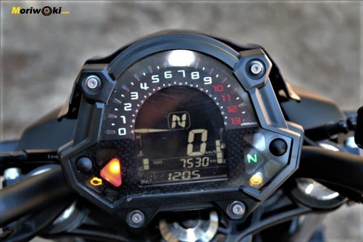 Kawasaki Z650-Ninja 650 1000112