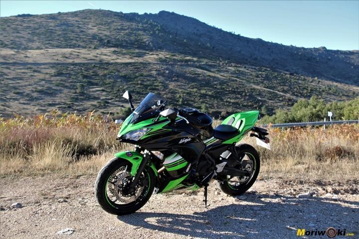 Kawasaki Z650-Ninja 650 100011333