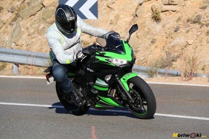 Kawasaki Z650-Ninja 650 10001133456iu4