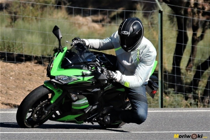 Kawasaki Z650-Ninja 650 10001133456