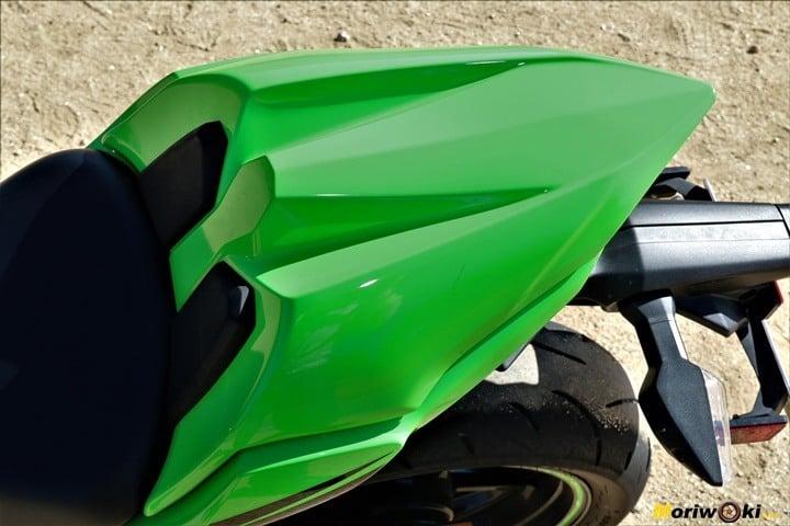 Kawasaki Z650-Ninja 650 colín