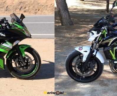 Kawasaki Z650-Ninja 650 Sin título-3
