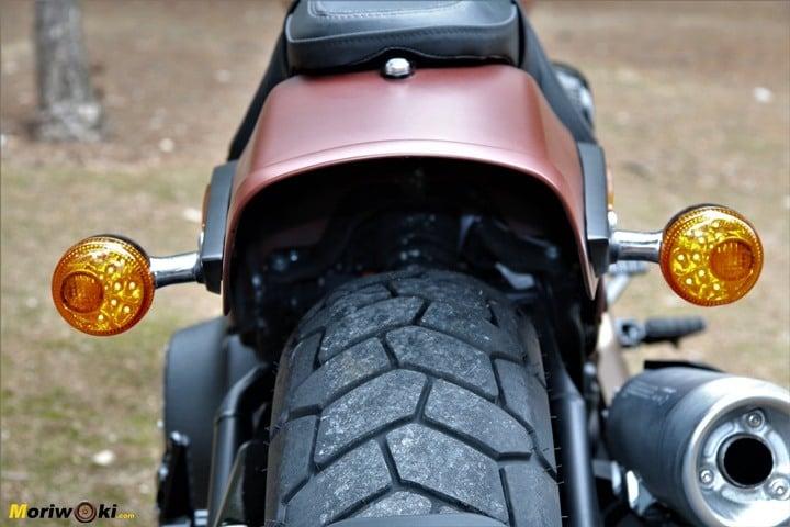 Harley Davidson Fat Bob 2017 2288