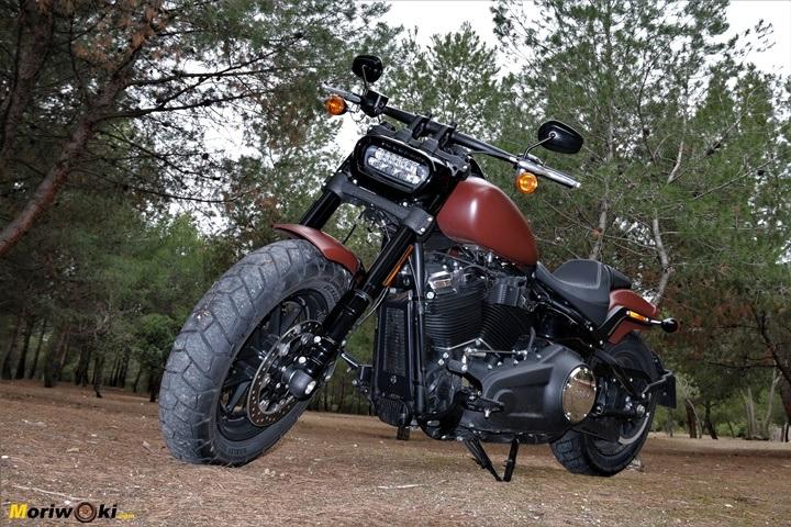 Harley-Fat-Bob 2
