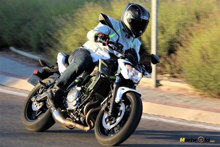 Kawasaki Z650-Ninja 650 z