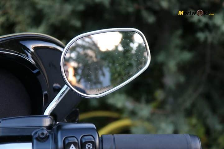 Harley Ultra limited espejo