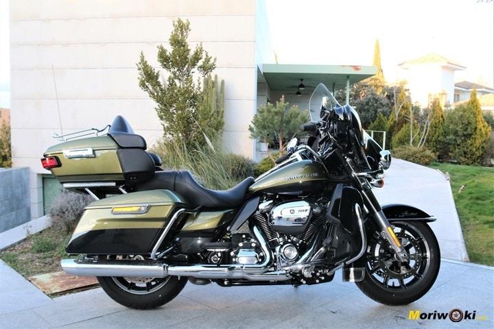 Harley Ultra limited planta lat