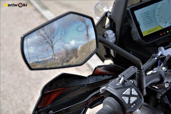 KTM 1290 Super adventure s espejo
