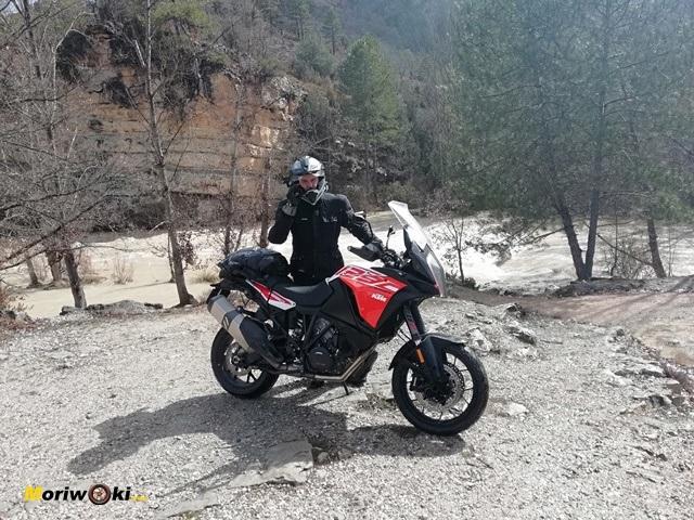 KTM 1290 Super adventure s prueba