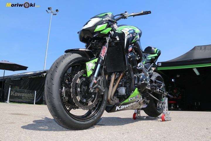 European Kawasaki Z Cup Montmeló 2018 z900