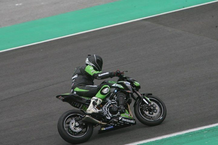 European Kawasaki Z Cup Montmeló 2018 c