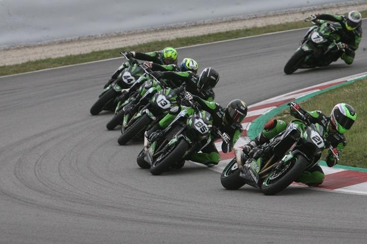 European Kawasaki Z Cup moriwoki 15