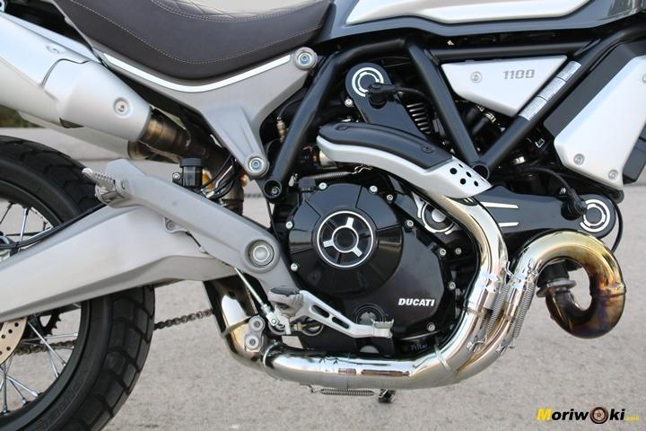 Prueba Ducati Scrambler 1100 Special 12009