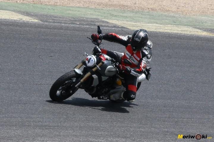 Prueba Ducati Scrambler 1100 Special 12